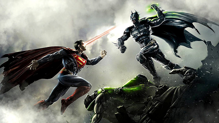Injustice Gods Among Us - Ultimate Edition Screenshot 2