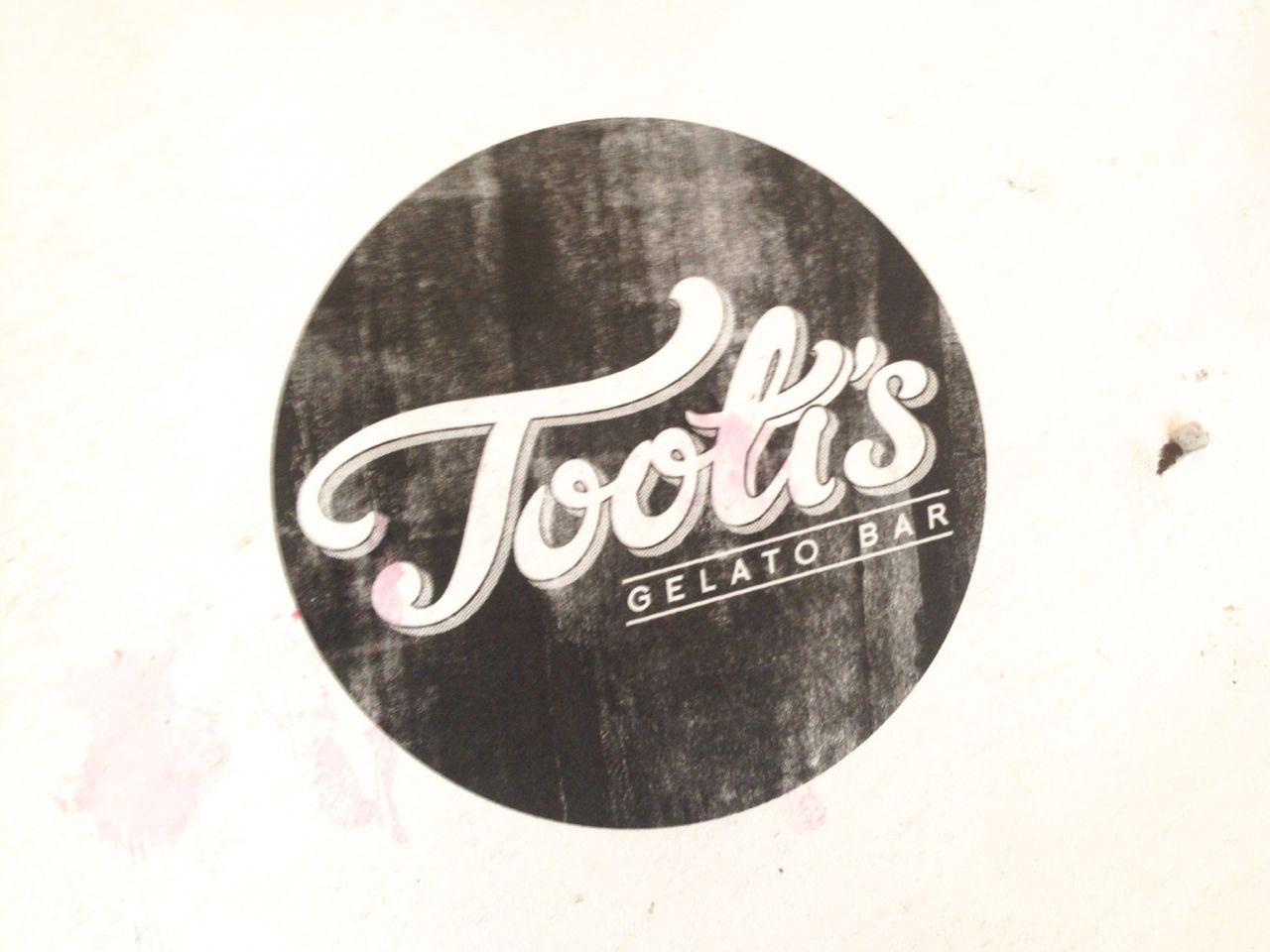 Tooti's gelato bar southampton