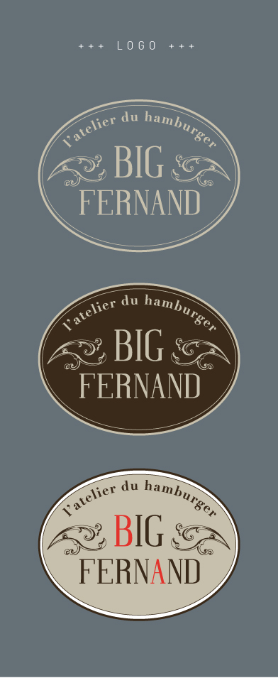 camille hourdeaux design graphique big fernand. Black Bedroom Furniture Sets. Home Design Ideas