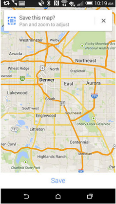 google map offline tanpa internet