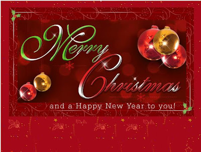 Picture of Merry Christmas Greetings Cards 2011 and Happy New Year 2012