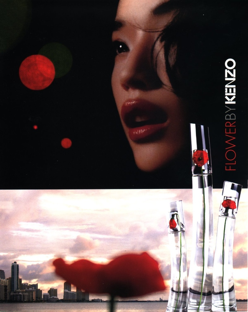 ma cherie dior shu qi for kenzo flower fragrance. Black Bedroom Furniture Sets. Home Design Ideas
