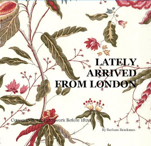 BOOK: LATELY ARRIVED FROM LONDON