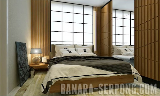 Banara Serpong - Master Bed Room