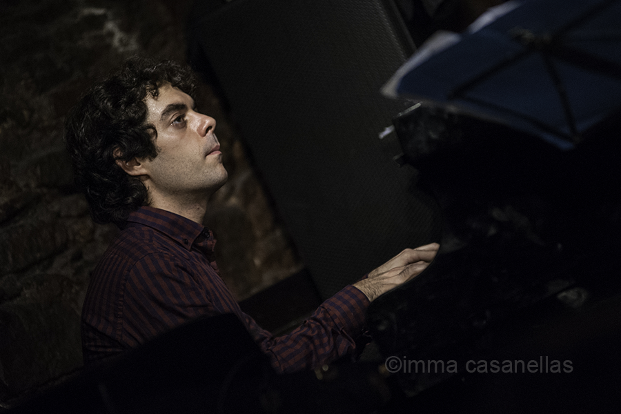 Yago Vázquez, Jamboree Jazz Club, Barcelona, 7-11-2015