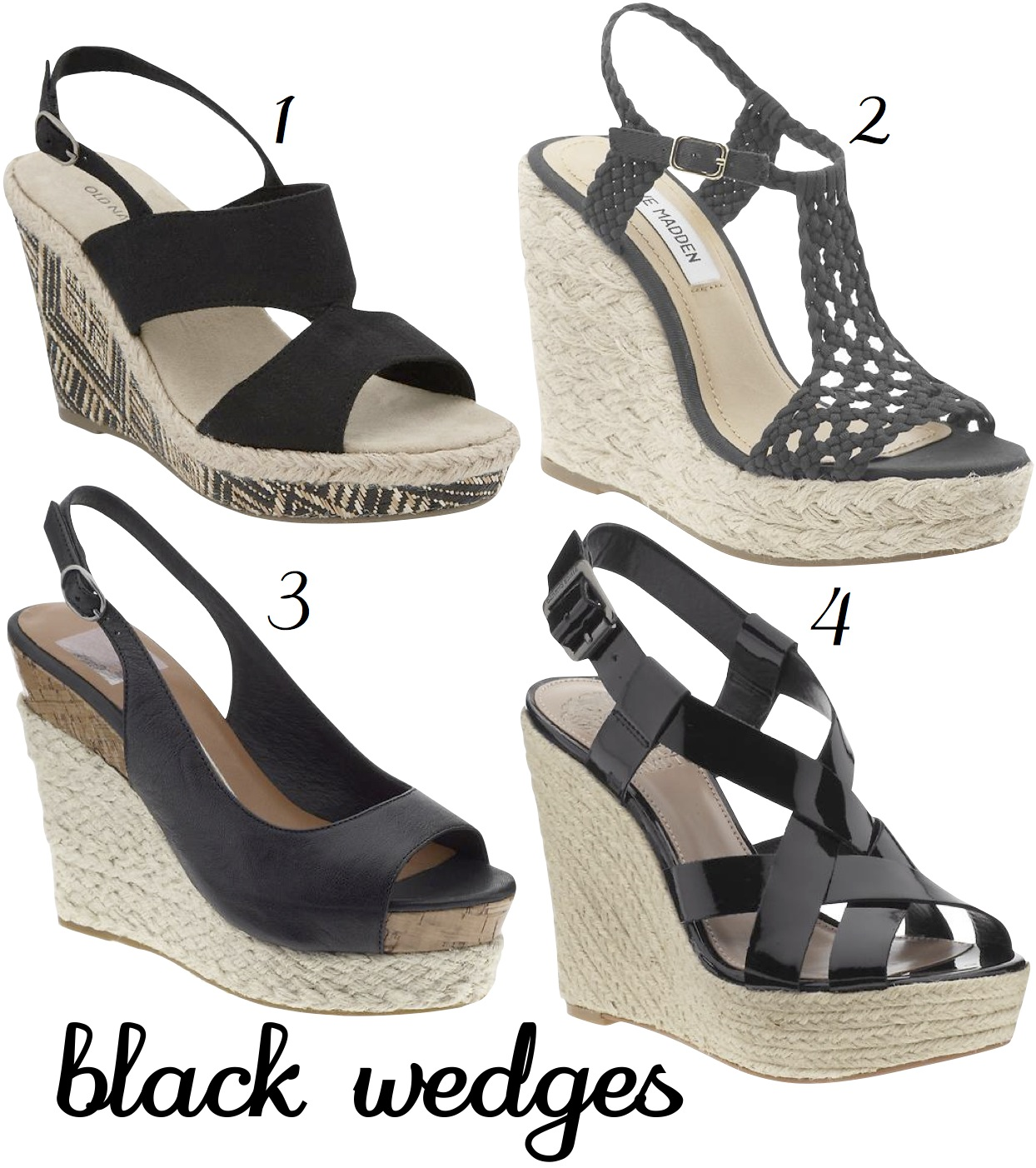 Wedges Information