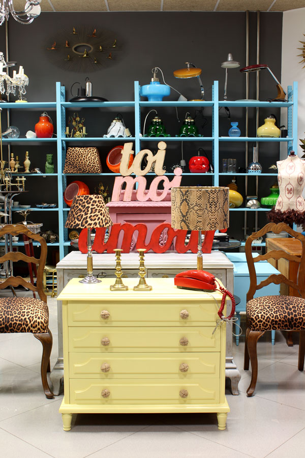 Vintage chic blog decoraci n vintage diy ideas para for Bazar decoracion