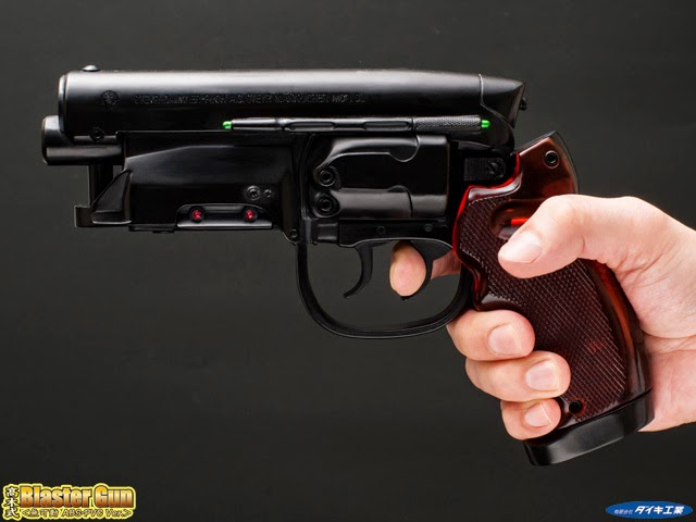 jimsmash        i want this blade runner pistol replica