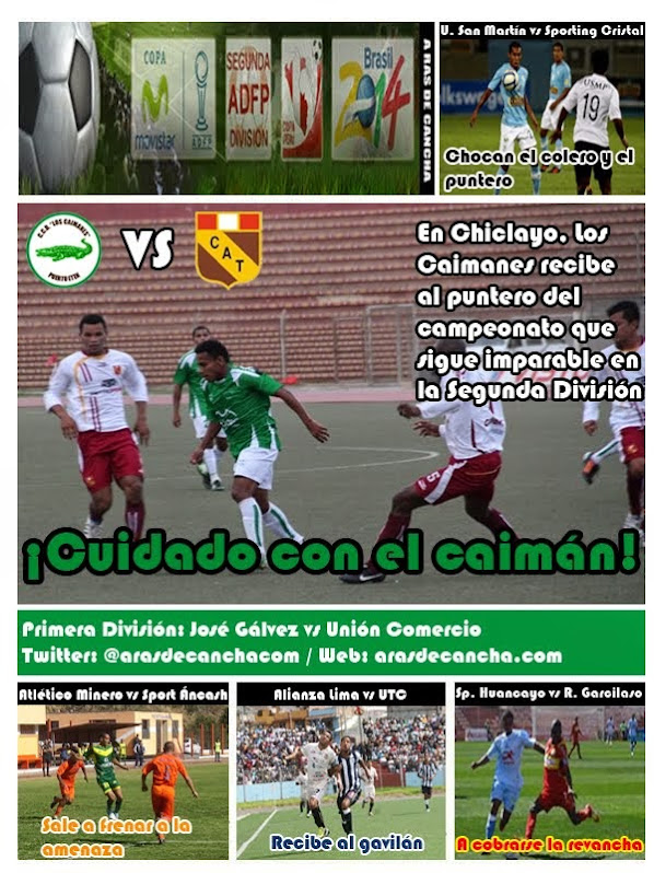 Portada de ARasDeCancha