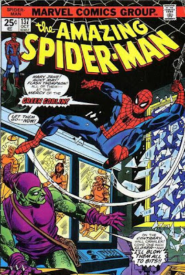 Amazing Spider-Man #137. Harry Osborn, the Green Goblin