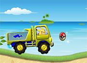 Pokemon Pikachu Truck