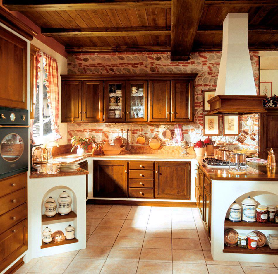 Studio domus case case da sogno e tante idee aprile - Camere da letto in legno rustico ...