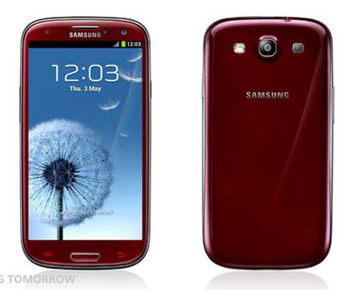 smartphone samsung galaxy s3, thế giới di động an vinh,