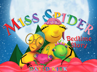 Miss Spider's Bedtime Story eBook