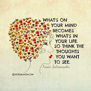 Amit az életről gondolsz, az életeddé válik.