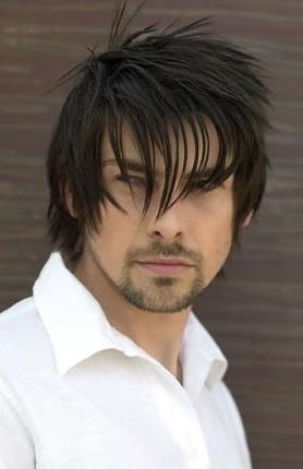Cortes de cabello en capas para hombres