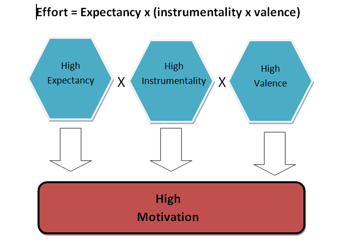 case example of expectancy theory Vetements ltee mini case expectancy theory can be applied to this case to explain employee motivation to hoard customers at for example, in addition to a.