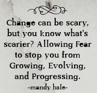 www.alysonhorcher.com, alysonhocher@gmail.com, www.facebook.com/alyson.horcher, monday motivation, never miss a monday, be positive, what consumes your mind controls your life, change can be scary
