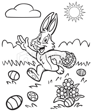Easter Coloring Pages To Print