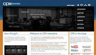 Top Paying CPM Advertising Network - CPX Interactive