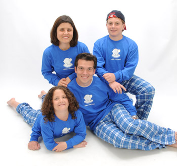Love your family matching family for Funny matching family christmas pajamas