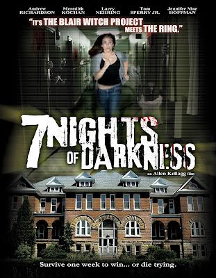 Filme Poster 7 Nights of Darkness DVDRip XviD & RMVB Legendado