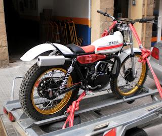 Yamaha Trial 250