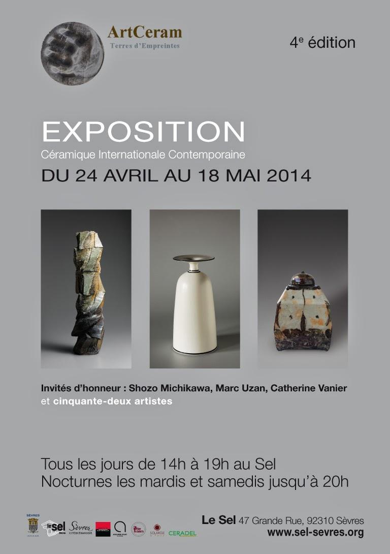 exposition biennale de céramique internationale contemporaine
