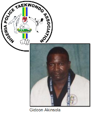 CHAIRMANSHIP OF NIGERIA POLICE TAEKWONDO ASSOCIATION