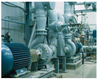 centrifugal pump specification installation