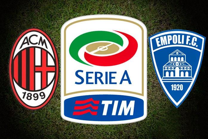 Prediksi Pertandingan : AC Milan vs Empoli 15 Februari 2015