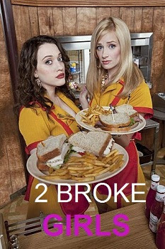 Assistir 2 Broke Girls Online Legendado e Dublado