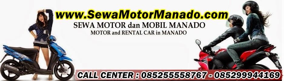 Sewa Motor Manado - Manado Rent Motorcycle - Rental Motor di Manado