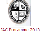 JAC  Jharkhand board date sheet 2013 - 10th , Intermediate exam 2013