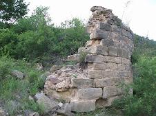 Despoblados medievales en Huesca