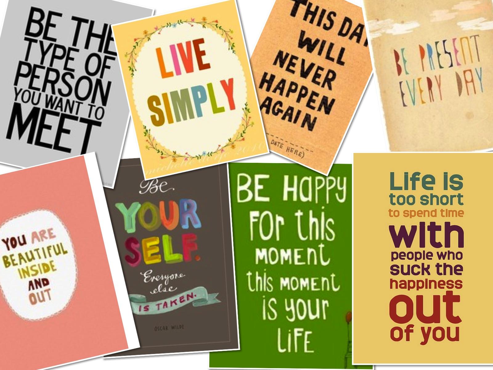 Frases que inspiran en inglés