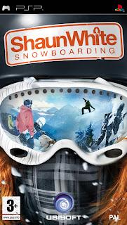 Telecharger Shaun White Snowboarding PSP