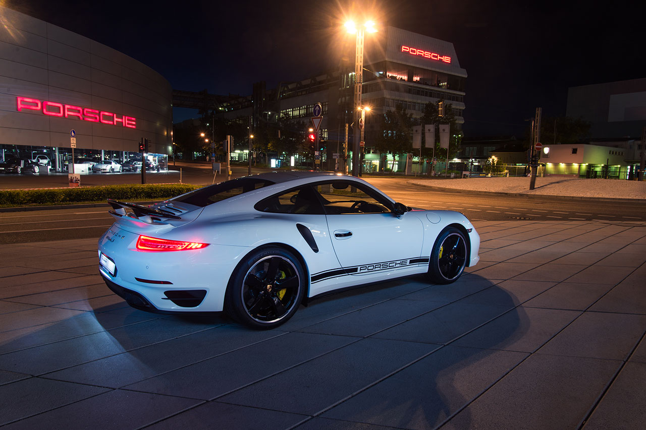 Porsche 911 Turbo S GB Edition