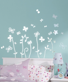 The infantil decora pegatinas para la habitaci n del bebe for Pegatinas habitacion nino