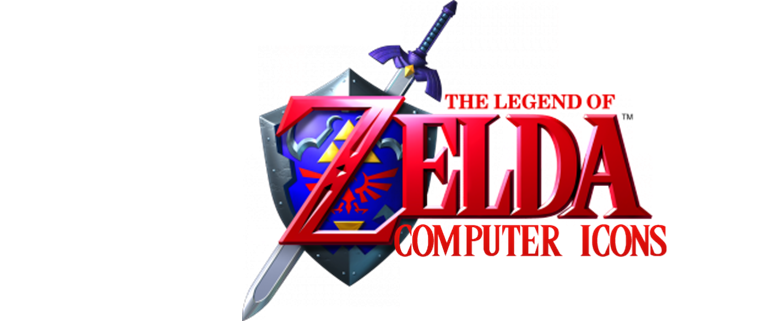 The Legend of Zelda Computer Icons Project