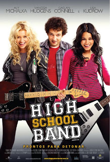 High+School+Band Download High School Band Dublado DVDRip RMVB