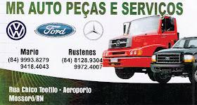 MR AUTO PEÇAS E SERVIÇOS