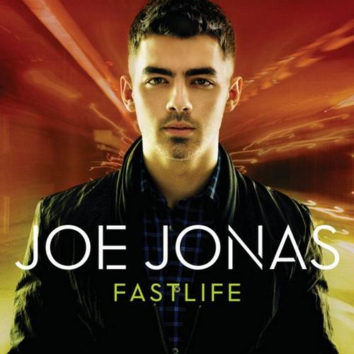 Portada del álbum Fast Life de Joe Jonas