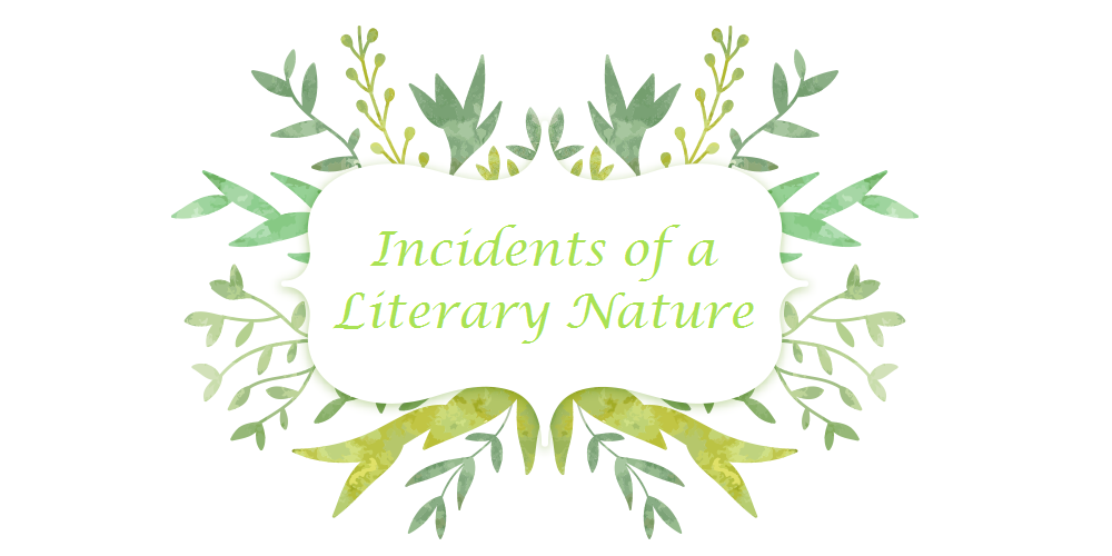 Incidents of a Literary Nature