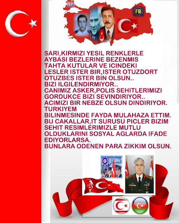 OGLE VEYA BOYLE GEBERMIS,KIMSELER BIZI ILGILENDIRMIYOR..BUKET TURKAY