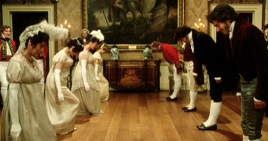 Laughing With Lizzie: The Netherfield Ball