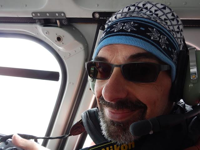 Temsco Helicopter Glacier Tour Filip