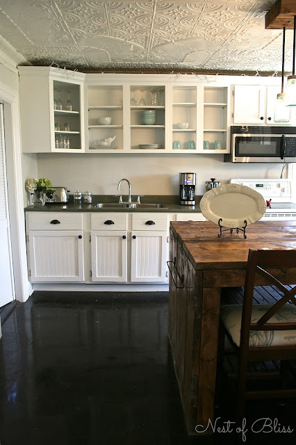 Kitchen Renovation Makeover Progress - Before and After!