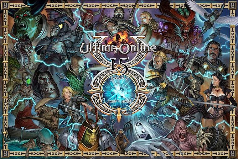 Ultima Online Skills Blog: PvM Character Templates