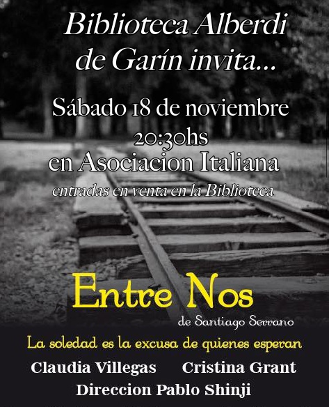 ENTRE NOS De Santiago Serrano